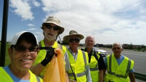 October 26th Highway Cleanup